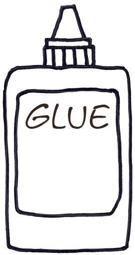 Cornstarch School Glue