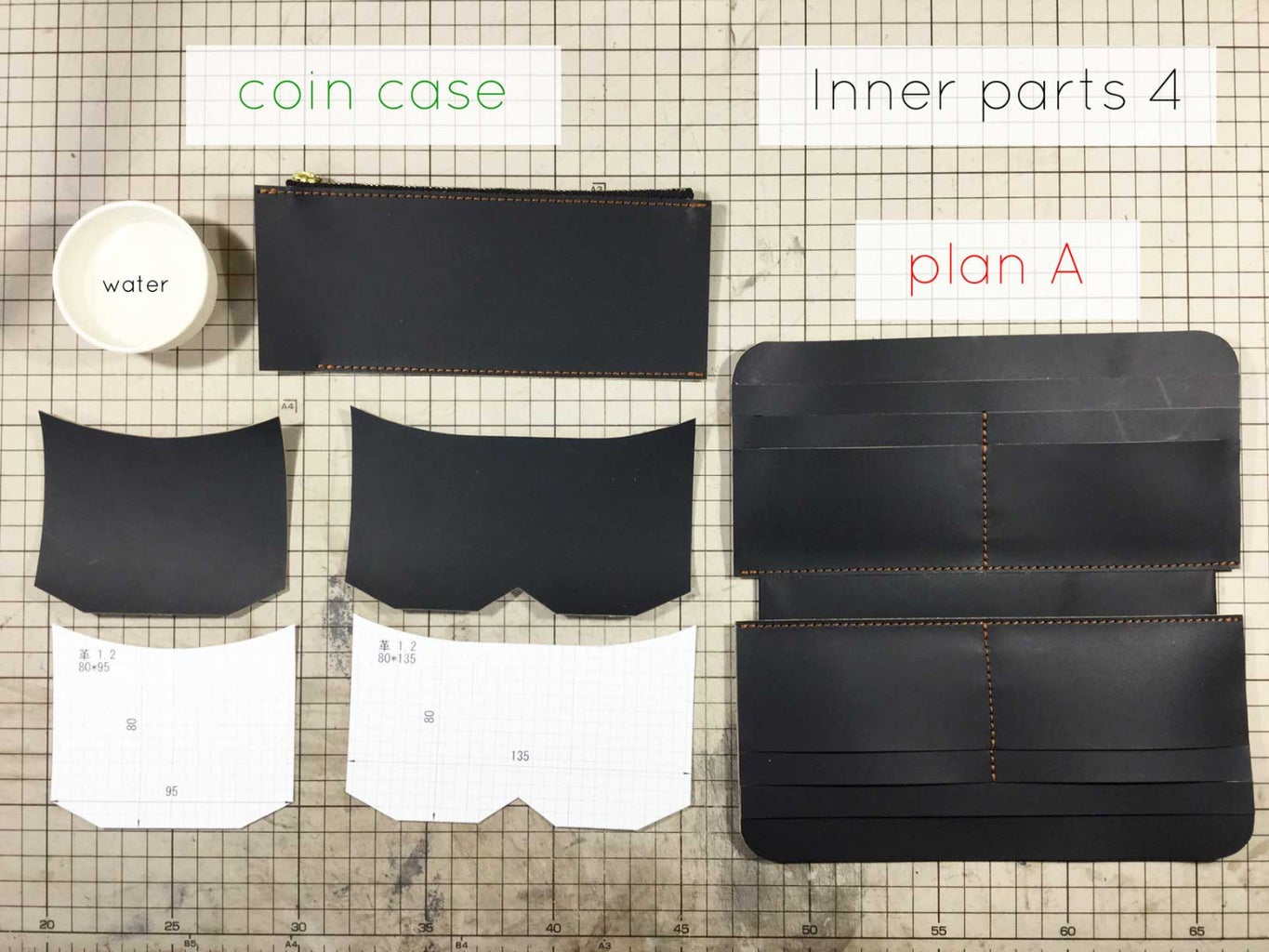 Inner Parts Assembly 1~4