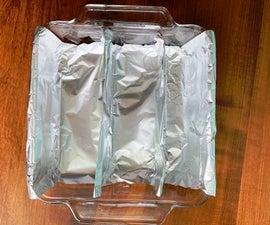 Tin Foil Dividers for GF Sandwich Buns