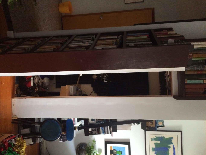 Super SIMPLE Secret Bookshelf Door & Book Unlock Mechanism