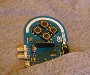 Arduino Esplora Mouse