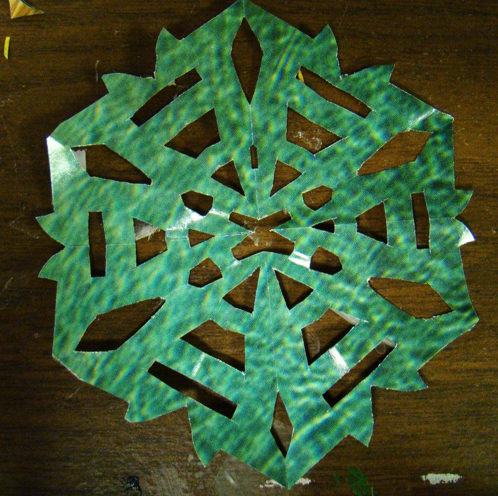 Making the Snowflake (II)