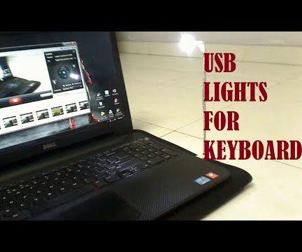 USB Lights for Keyboard