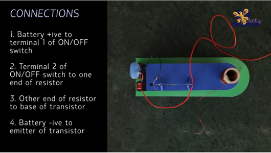 Circuit Connection: