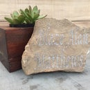 Engraved Rock!