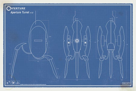 To Scale Blueprints