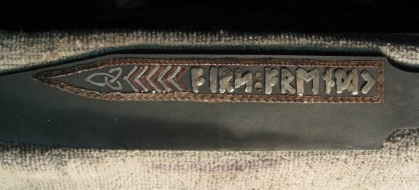 Blade After Inlay