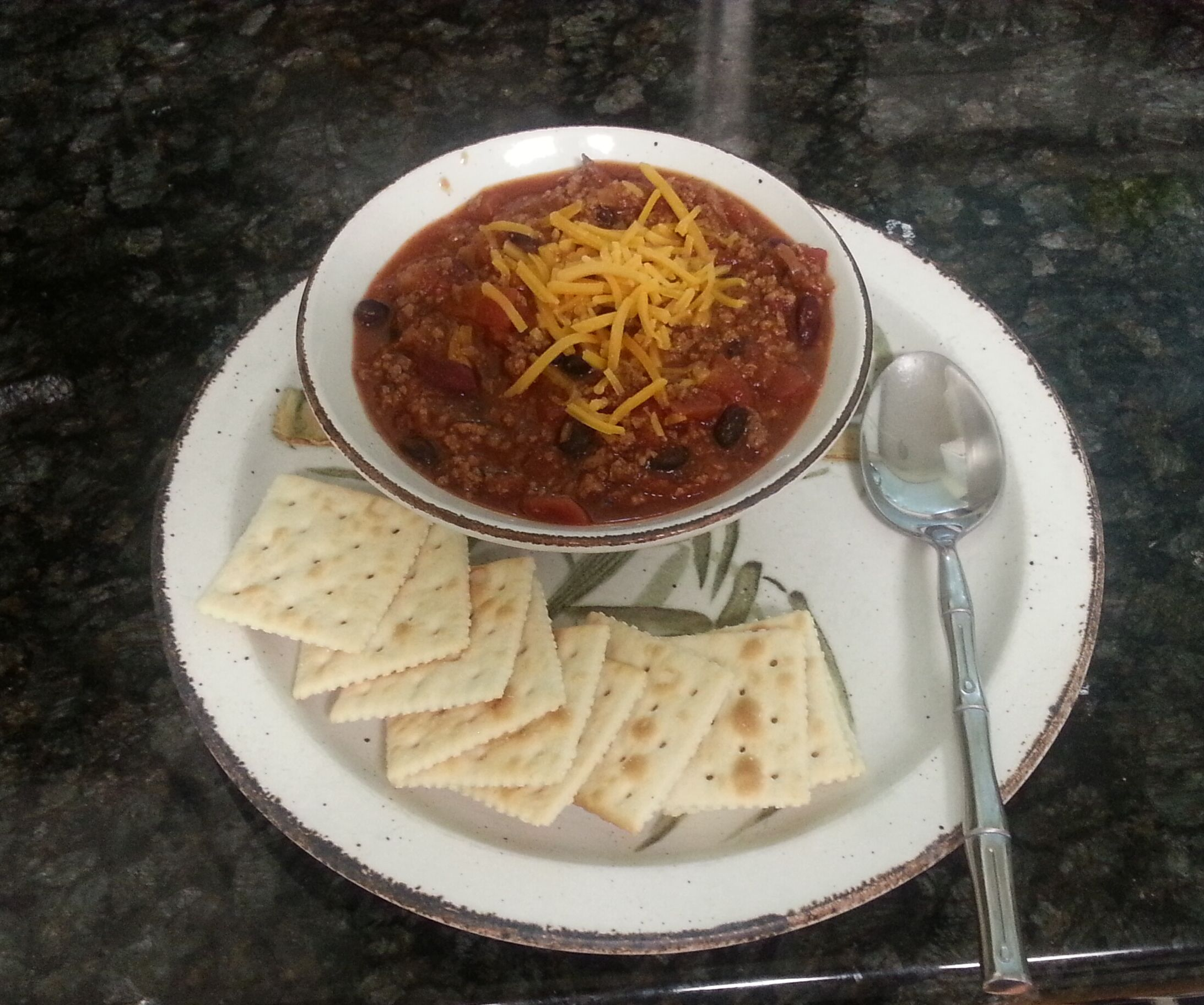Easy and Versatile Crock-Pot Chili: Texas Style