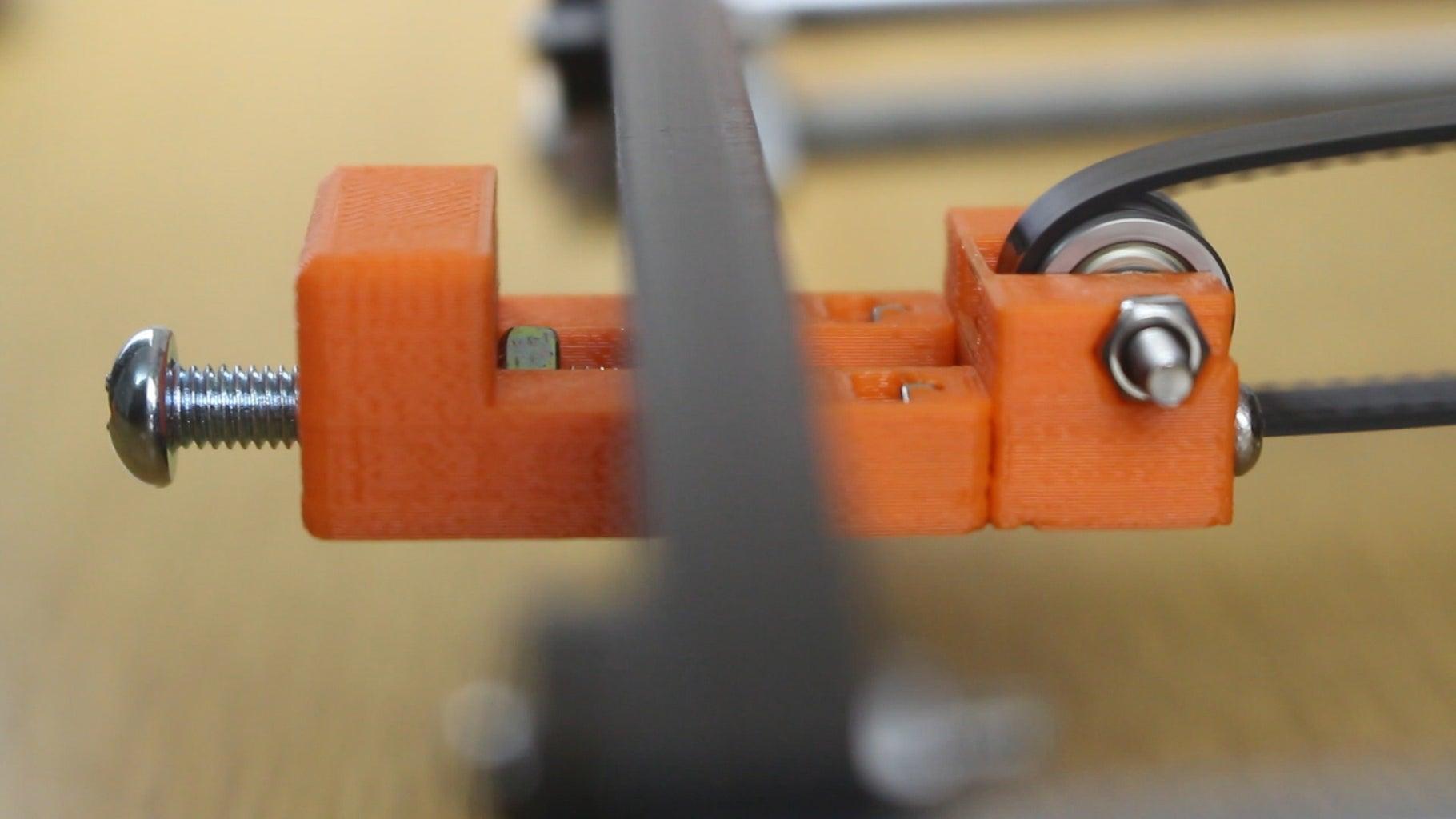 Upgrade 3: Y-AXIS Belt Tightener