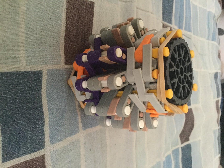 KNEX TR12 Build