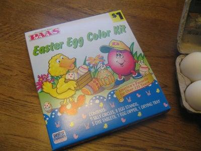 Drain the Eggs