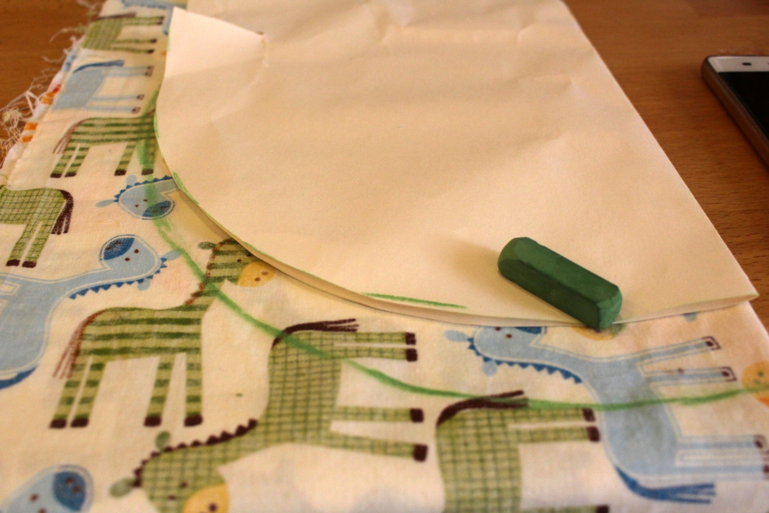 Pattern and Cutting