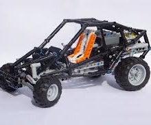 Lego Technic Buggy.