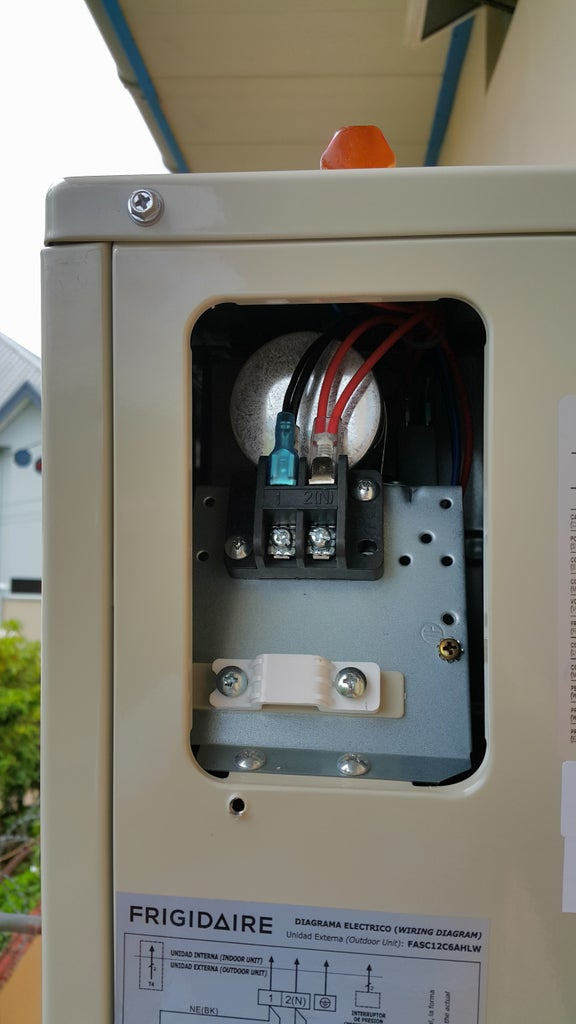 Apply Pressure and Make the Electrical Connections.