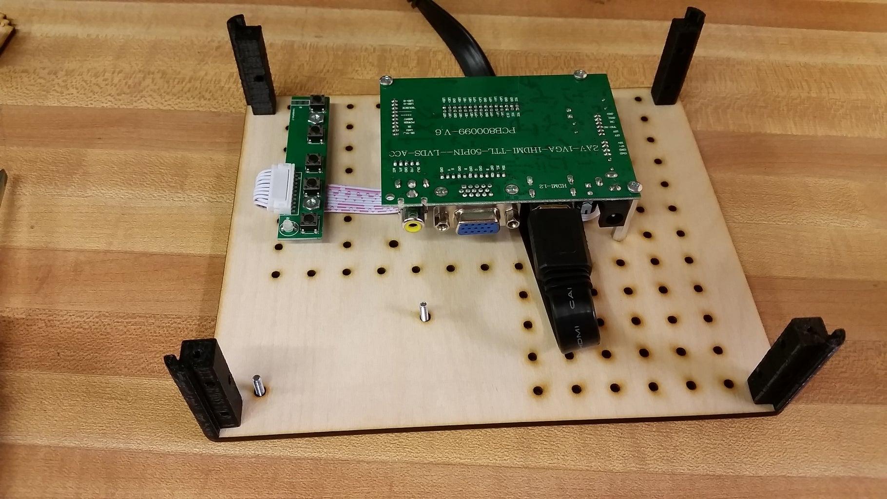 HDMI and PI