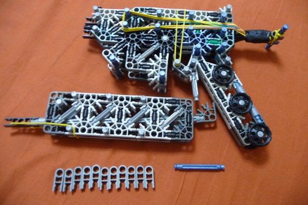 My K'nex A.R.M. Gun (Awesome Removable Magazine)
