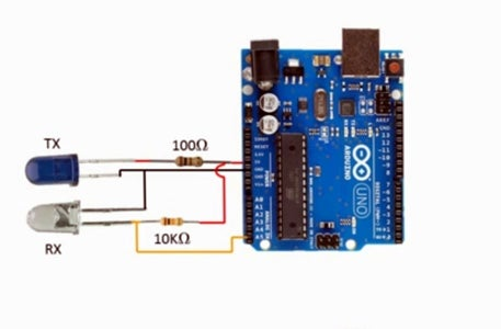 Obstacle Detector Using Arduino: