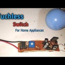 Tuchless Switch for Home Appliances || Control Your Home Appliances Without Tuch Any Switch