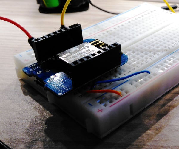 ESP8266 Soil Moisture Sensor to Domoticz