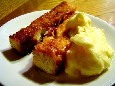 Bacon and Egg Ice Cream