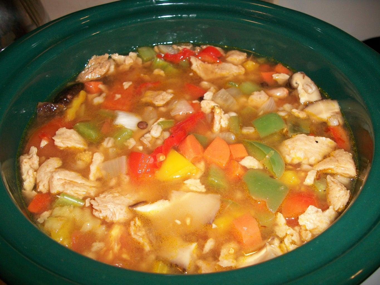 The Soup That Won the War- Pepper Pot Soup (Vegetarian)