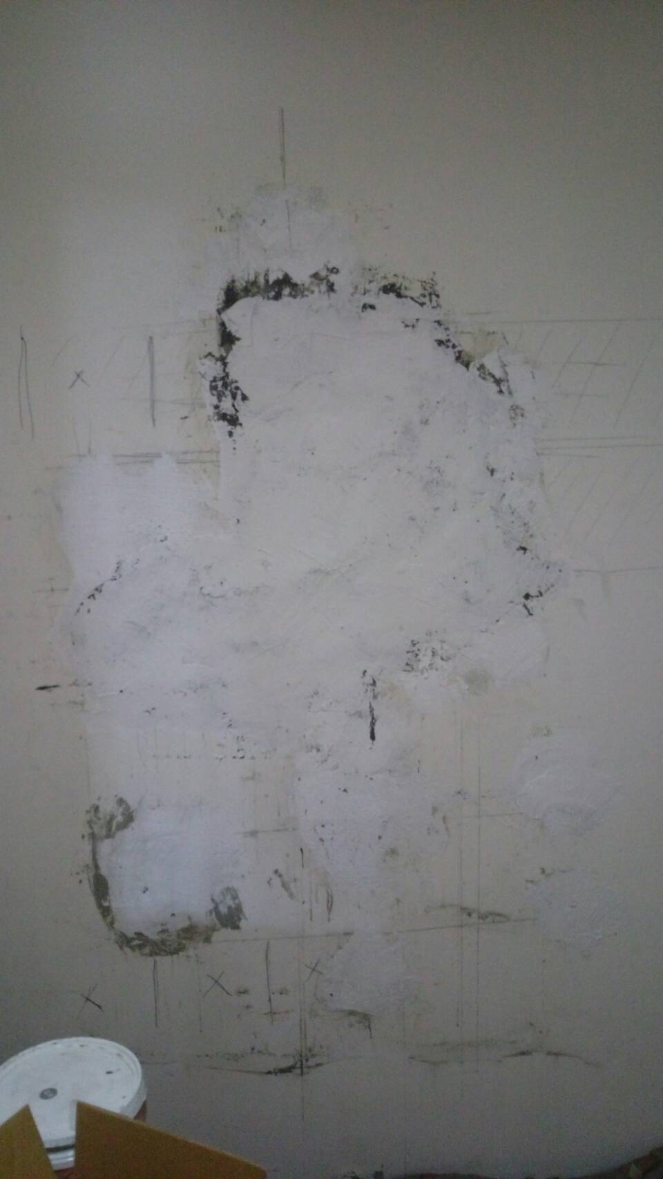 Fixing Mould Wall