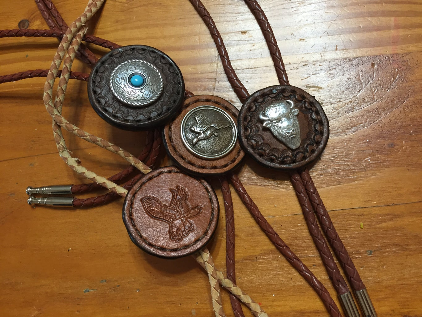 Enjoy Your New Leather Bolo Tie