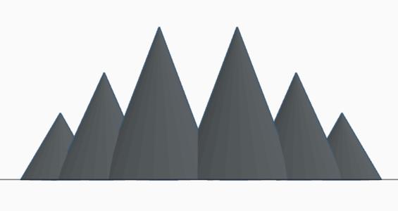 The Mountain Range