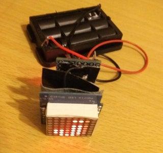 Uploading the Code to Target Arduino