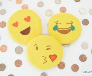 How to Make Emoji Coin Purse