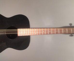 Making a 9 String Guitar