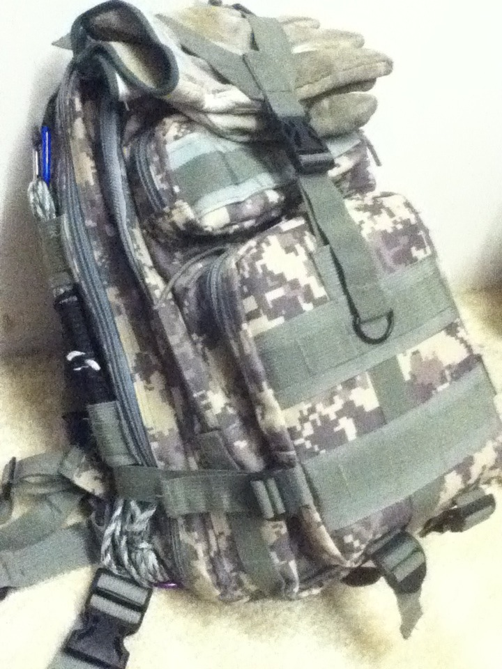 Survival/ Bob/ Bushcraft Bag