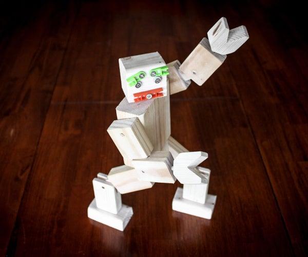 Wood Robot