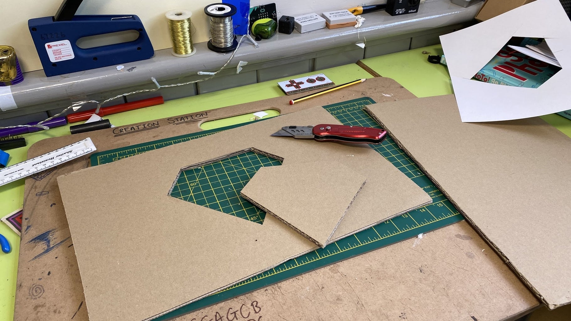 Getting Started - Creating the Board
