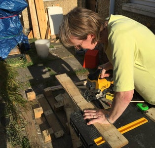 Making the Planter