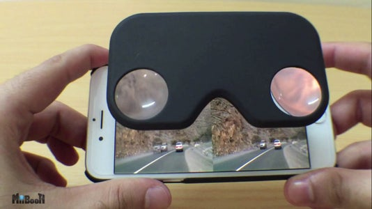 Launch the App and Enjoy VR