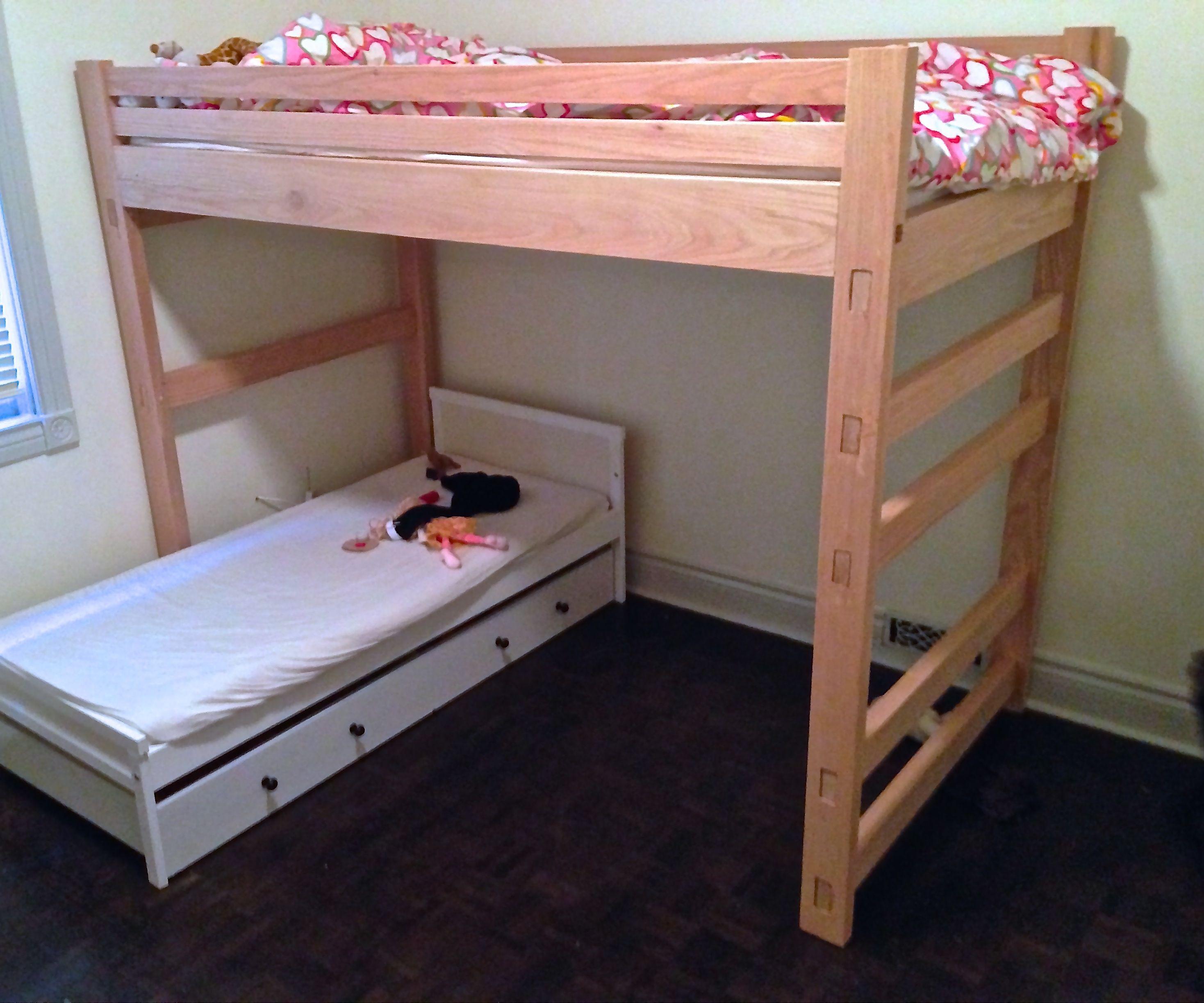 d2k loft bed