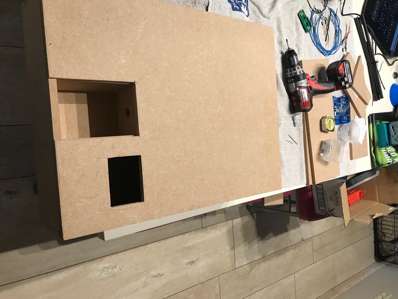 Making the Housing