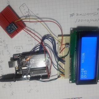 Tutorial to Interface HMC5883L Compass Sensor With Arduino