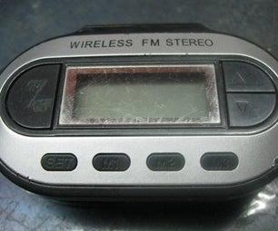 Hacking  FM Transmitter