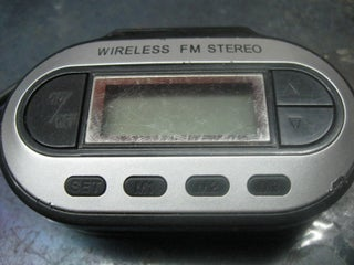 How To Get Rid Of Static From Fm Transmitter