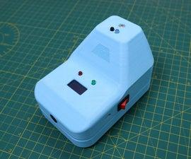 DIY非接触式红外温度计V1.0