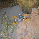 Knex Rock Bouncer