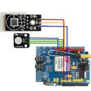 Arduino and SIM900 GSM GPRS 3G Temperature and Humidity Logging, Mobile Stats