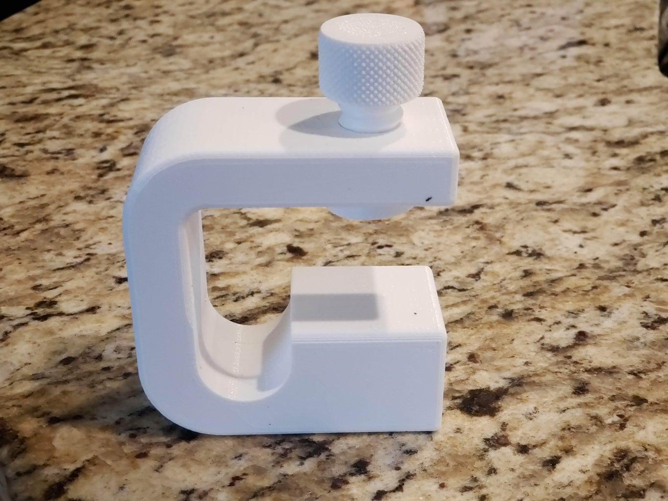 Clamp for Car Seat Phone Mount