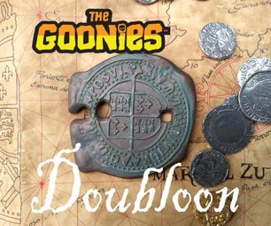 3D Print the Goonies Doubloon!
