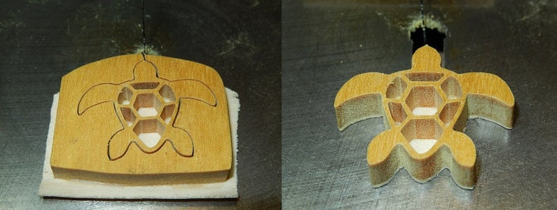 Day 2: Cutting and Inlay