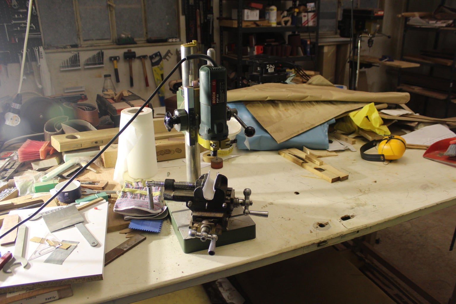 Gathering Tools: Woodworking