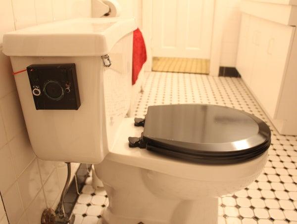 Musical Toilet