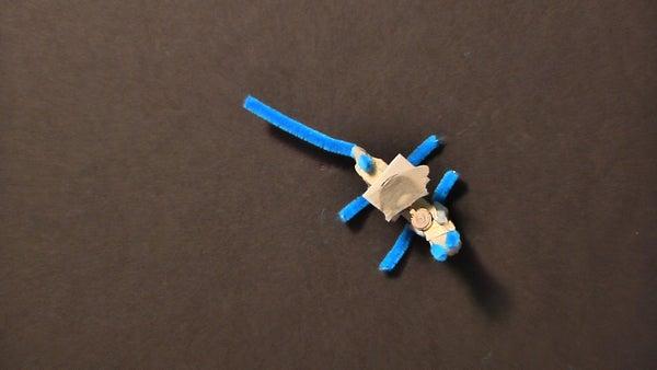 The CMH BristleBot